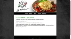 A l'italienne (1)