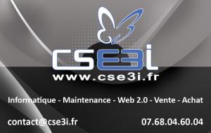 Carte de visite CSE3I