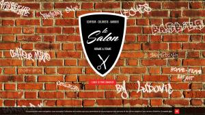 réalisation du site Le Salon by Ludovic par Pixemea (1)