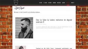 réalisation du site Le Salon by Ludovic par Pixemea (11)