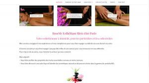 Pixemea réalisation du site RoseMy (2)